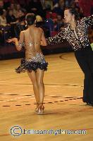 Ke Qiang Shao & Na Yang at The International Championships