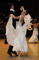 Kota Shoji & Nami Shoji at The International Championships