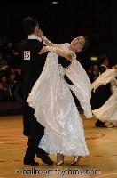 Kota Shoji & Nami Shoji at The International Championships