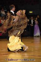 Alexandre Chalkevitch & Larissa Kerbel at The International Championships