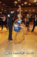 Andre Paramonov & Natalie Paramonov at Blackpool Dance Festival 2006