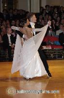 Sergei Konovaltsev & Olga Konovaltseva at Blackpool Dance Festival 2006