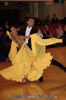 Ruslan Golovashchenko & Olena Golovashchenko at Blackpool Dance Festival 2006