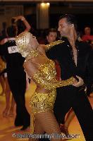 Slawomir Lukawczyk & Edna Klein at Blackpool Dance Festival 2006
