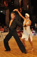 Ilia Borovski & Veronika Klyushina at WDC World Professional Latin Championships