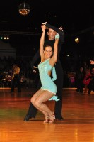 Thomas Kraml & Lenka Marosiova at Dutch Open 2008