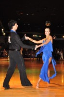 Rbert Bogdan &amp; Linda Gergye at Dutch Open 2008