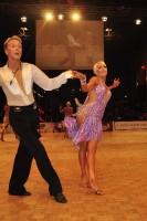 Peter Stokkebroe & Kristina Stokkebroe at WDC World Professional Latin Championships