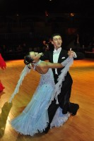 Dmitriy Kravets & Elena Kravets at Dutch Open 2008