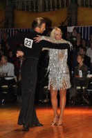 Cedric Meyer & Angelique Meyer at Dutch Open 2008