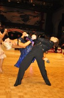 Alex Ivanets & Lisa Bellinger-Ivanets at WDC World Professional Latin Championships