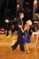 Alex Ivanets & Lisa Bellinger-Ivanets at WDC World Professional Latin Championships
