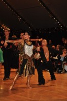 Sarunas Greblikas & Viktoria Horeva at WDC Disney Resort 2008