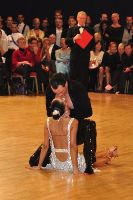 Sergey Sourkov & Agnieszka Melnicka at WDC Disney Resort 2008