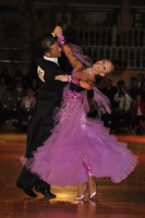Roberto Villa & Morena Colagreco at Dutch Open 2008