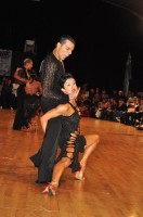 Dorin Frecautanu & Roselina Doneva at WDC Disney Resort 2008