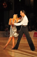 Michal Malitowski & Joanna Leunis at WDC World Professional Latin Championships
