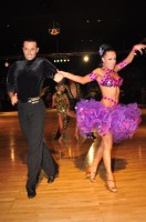 Emanuele Soldi & Elisa Nasato at Dutch Open 2008