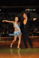 Alexander Doskotz & Svetlana Doskotz at Dutch Open 2008