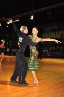 Stefano Moriondo & Malene Ostergaard at Dutch Open 2008