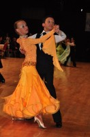 Luke Miller & Hanna Cresswell at WDC Disney Resort 2008