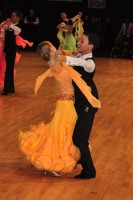 Luke Miller & Hanna Cresswell-Melstrom at WDC Disney Resort 2008