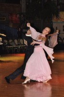 Bas Niezing & Aletta Oosterveld at Dutch Open 2008