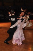 Igor Fufurin &amp; Mariya Vasileva at Dutch Open 2008