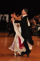 Dusan Dragovic & Ekaterina Romashkina at WDC Disney Resort 2008