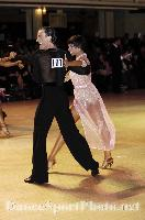 Stefan Green & Adriana Sigona at Blackpool Dance Festival 2009
