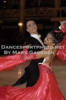 Stas Portanenko & Nataliya Kolyada at Blackpool Dance Festival