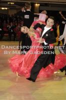 Stanislav Portanenko &amp; Nataliya Kolyada at Blackpool Dance Festival