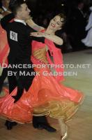 Stanislav Portanenko &amp; Nataliya Kolyada at Blackpool Dance Festival 2012