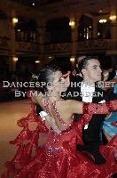 Stas Portanenko & Nataliya Kolyada at Blackpool Dance Festival 2009