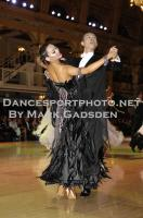 Chao Yang & Yiling Tan at Blackpool Dance Festival
