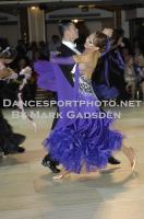 Chao Yang & Yiling Tan at Blackpool Dance Festival 2012