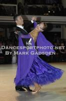 Chao Yang & Yiling Tan at Blackpool Dance Festival 2012