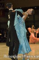 Chao Yang &amp; Yiling Tan at UK Open 2007