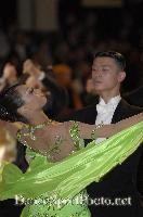 Chao Yang & Yiling Tan at Blackpool Dance Festival 2007