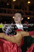 Chao Yang & Yiling Tan at Blackpool Dance Festival 2010