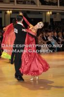 Chao Yang &amp; Yiling Tan at Blackpool Dance Festival 2010