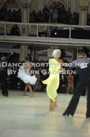 Ilia Borovski & Veronika Klyushina at Blackpool Dance Festival 2012