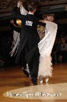 Domen Krapez & Monica Nigro at Blackpool Dance Festival 2007