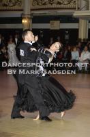 Michael Johnson & Sally Rose Beardall at Blackpool Dance Festival 2012