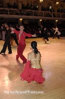 Michael Johnson & Sally Rose Beardall at Blackpool Dance Festival 2009