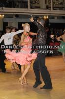 Stanislav Wakeham &amp; Laura Nolan at Blackpool Dance Festival 2010
