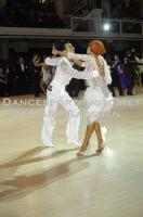 Anton Sboev & Patrizia Ranis at Blackpool Dance Festival 2012