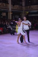 Pasha Pashkov & Daniella Karagach at
