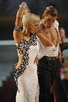 Jurij Batagelj & Jagoda Batagelj at Tattersall's Australian Open 2008