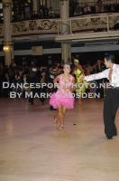 Steven Greenwood & Jessica Dorman at Blackpool Dance Festival 2012